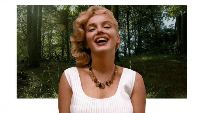 Ко дню рождения Мэрилин Монро: лучшие ее образы в белых платьях (Фото)