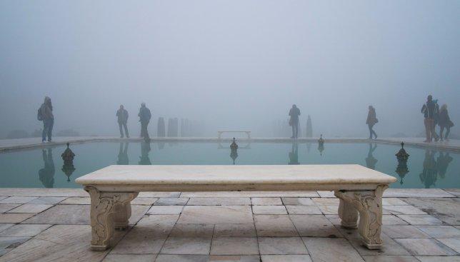 8 фотографий, которые показывают мир глазами достопримечательностей
