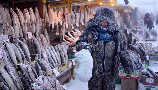 21 фотография самого холодного города в мире
