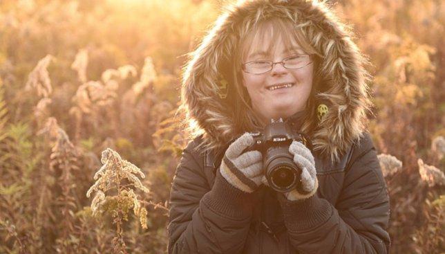 14 фотографий, сделанные девочкой с синдромом Дауна