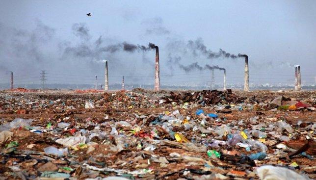 27 поразительных фотографий, которые доказывают, что мы уничтожаем нашу планету
