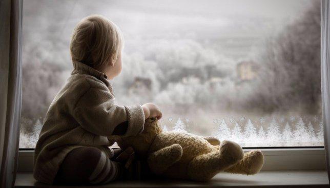 15 милых зимних фотографий, которые возвращают в детство