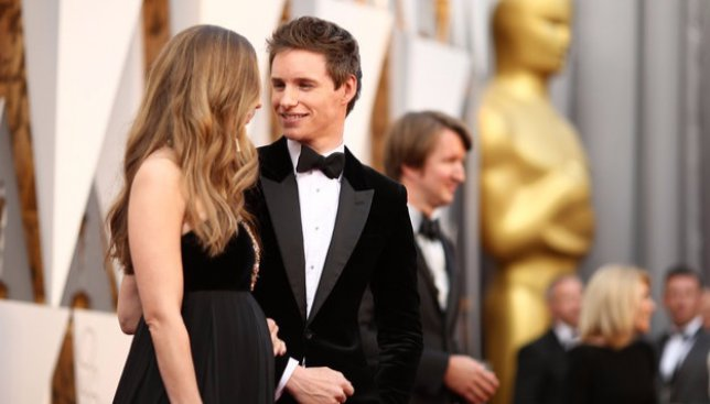 """10 влюбленных пар на красной дорожке церемонии """"Оскар-2016"""""""