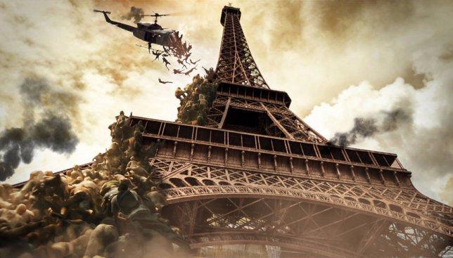 Иллюстрации нашего мира: как бы он выглядел в случае зомби-апокалипсиса