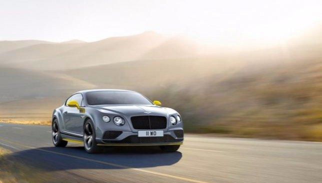 Компания Bentley удивила всех: их новый автомобиль назван самым быстрым (Фото)