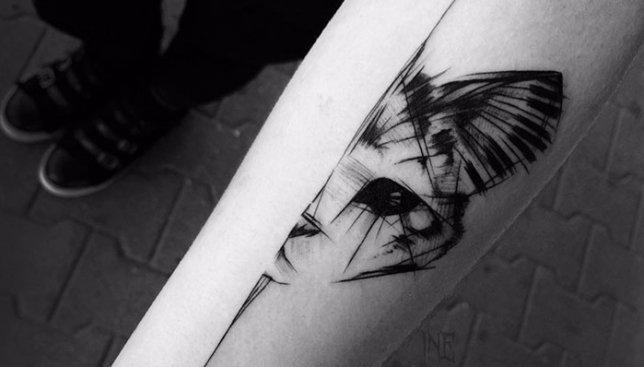 33 фотографии татуировок от самого популярного мастера Польши