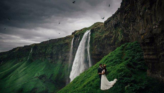 42 свадебные фотографии, которые были признаны лучшими на 2016 год