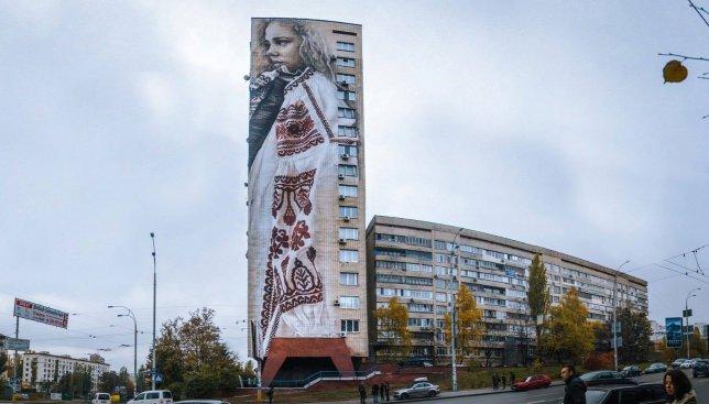 30 муралов со всего Киева, которые поражают своей красотой и величием (Фото)