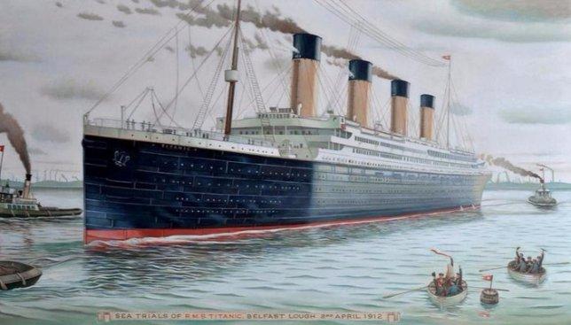 """10 курьезных историй спасения с """"Титаника"""", в которые трудно поверить"""