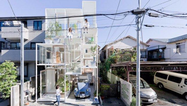 33 фотографии необычной японской архитектуры, которая поражает с первого взгляда