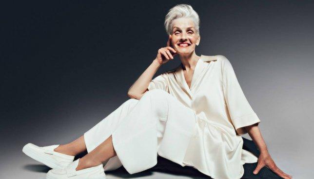 Красоте все возрасты покорны: женщина поразила всех, став моделью в свои немолодые годы (Фото)
