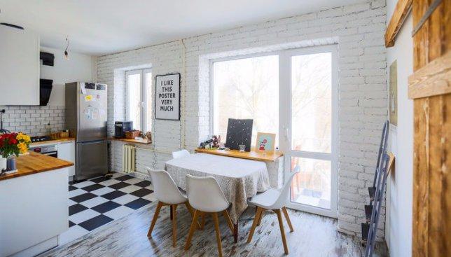 Как из обычной хрущевки сделать белоснежную квартиру своей мечты (Фото)