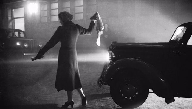 20 фотографий туманного Лондона XX века: когда кажется, что у нас плохая погода