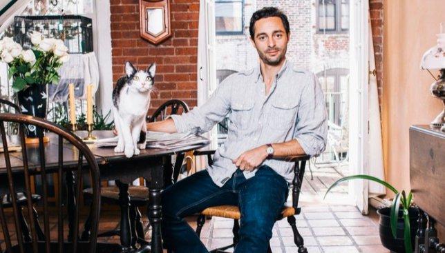 Мужчины с котами: что скрывают представители сильного пола (Фото)
