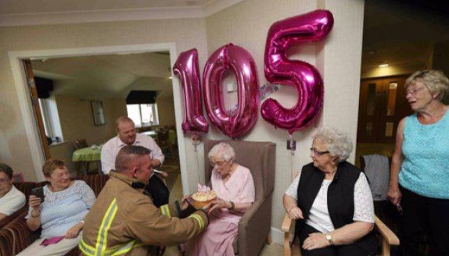 Подарок на 105-летие, от которого в шоке весь мир (Фото)