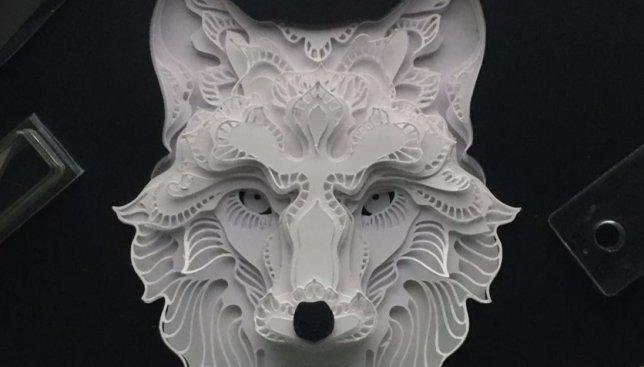 Бумажные животные: как художник создает скульптуры с помощью такого хрупкого материала (Фото)