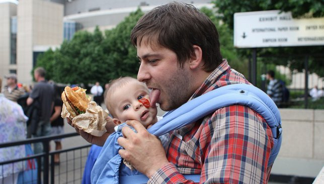 17 смешных фотографий, которые показывают истинную сторону отцовства
