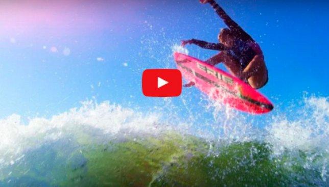 Сезон открыт: самые опасные трюки от известных серферов со всего мира (Видео)
