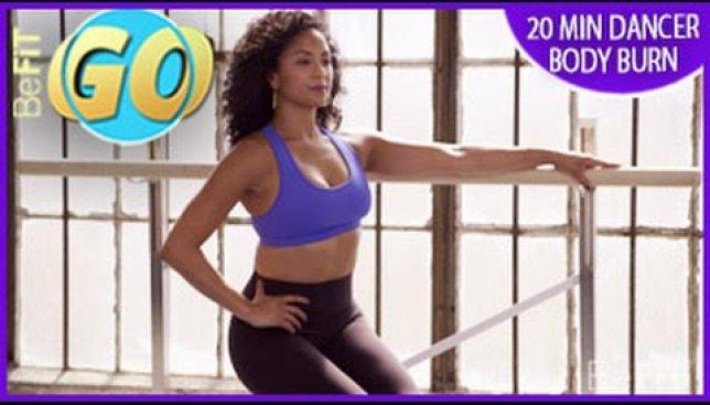 Вспоминаем обещания на Новый год: 20-минутная тренировка для красивого тела