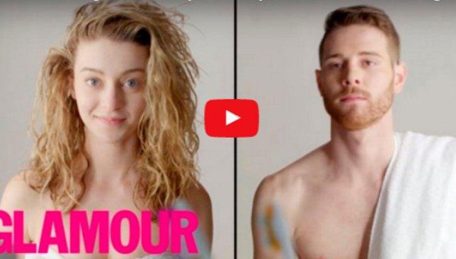 Женщины против мужчин: кто сколько тратит в год, чтобы оставаться красивым (Видео)