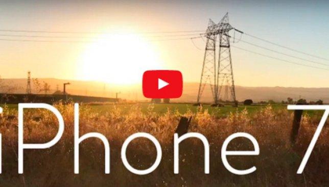 Любители Apple в восторге: опубликовано первое видео в 4К, снятое на iPhone 7