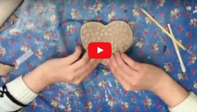 Как сделать милый подарок на 14 февраля или 8 марта своими руками