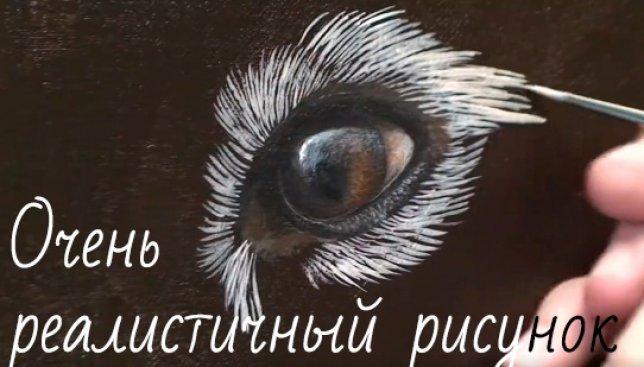 Как художники создают рисунок, который можно спутать с реальностью