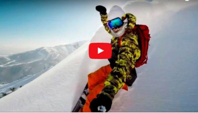 Видео с лучшими моментами, снятыми на GoPro: экстрим и адреналин зашкаливают