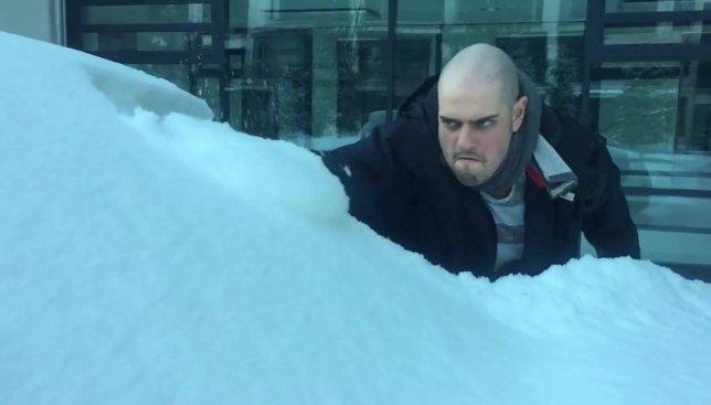 Какие проблемы случаются с каждым владельцем авто зимой