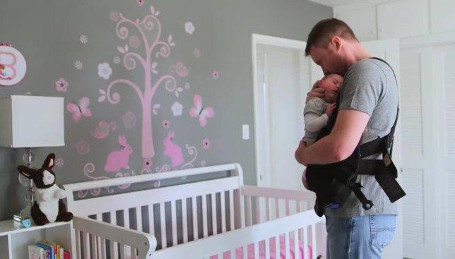 Что будет делать папа, если его надолго оставить одного с ребенком