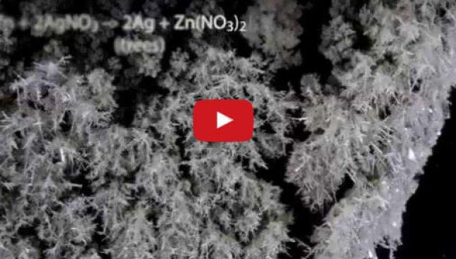 Как на самом деле происходят химические реакции: замедленная съемка