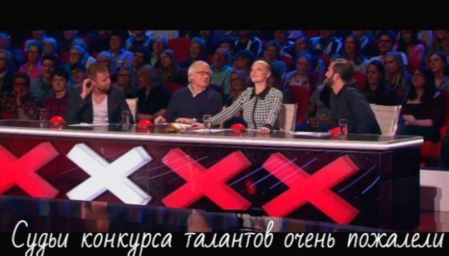 """Уникальный случай: судьи конкурса талантов пожалели, что нажали """"нет"""" (Видео)"""