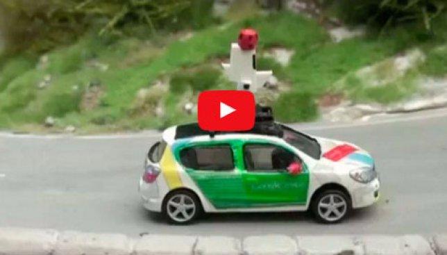 Теперь с помощью Google можно увидеть весь мир в миниатюре прямо с экрана монитора!