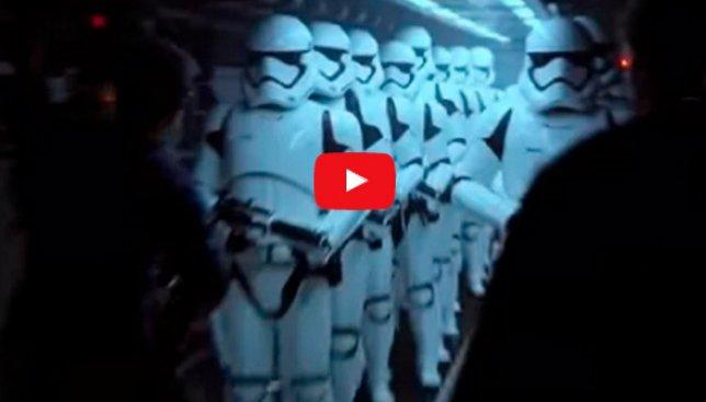 """Сегодня день Звёздных Войн: как снималась серия """"Пробуждение Силы"""" на самом деле (Видео)"""