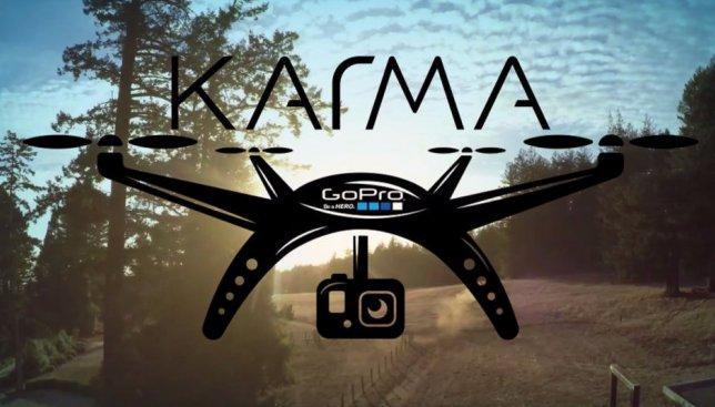 GoPro презентовала новую камеру-дрон, которая выйдет в 2016 году