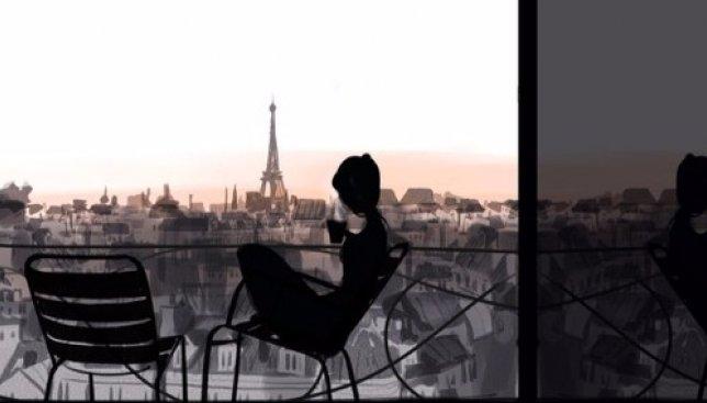 Нежная парижская история о самой искренней и вечной любви