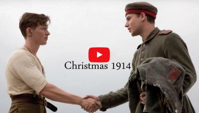 Рождество во времена войны: берем пример с 1914 года