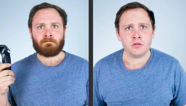 Как меняется характер мужчины, когда он бреется