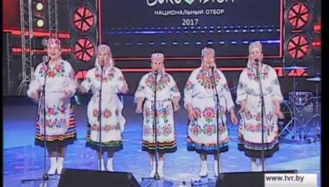 В Беларуси прошел полуфинал отбора на Евровидение: самые курьезные выступления (Видео)