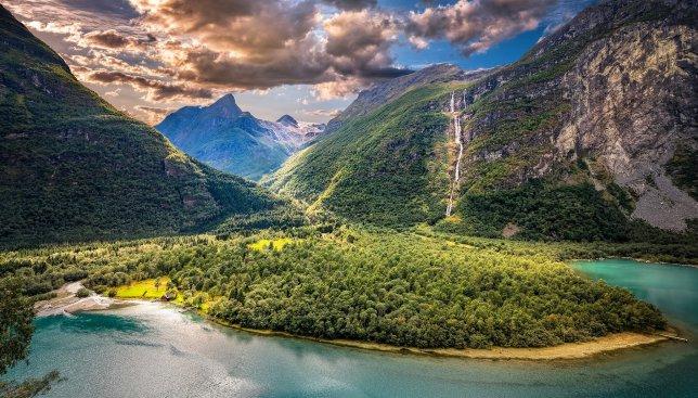 На краю прекрасной Норвегии: природа, пока еще нетронутая человеком