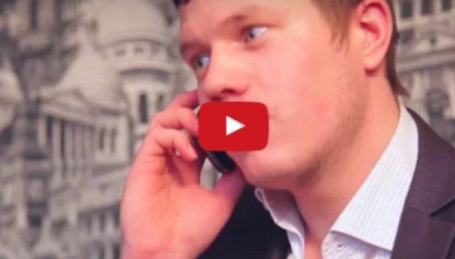 """Веселая пародия на клип """"Экспонат"""": мужская версия подготовки к свиданию"""
