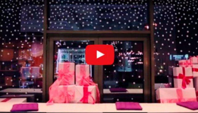 Красивый новогодний ролик, снятый в Украине, составляет достойную конкуренцию заграничным