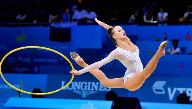 Украинская гимнастка выиграла 5 золотых медалей из 5 возможных: как это было