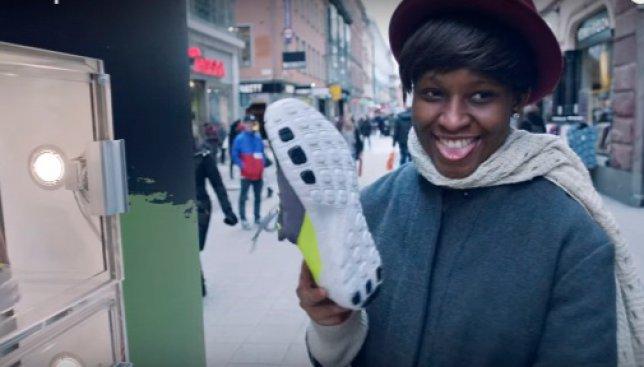 Как фирма Reebok бесплатно раздавала кроссовки за скорость бега