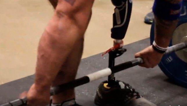 Спортсмены с ограниченными возможностями, которые соовершают на видео невозможное