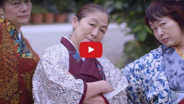 Японцы не перестают удивлять: как бабушки-гейши танцуют под Бруно Марса (Видео)