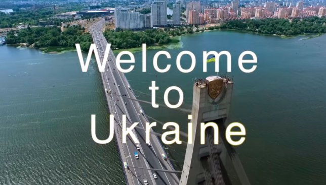Украина во всей красе. Видео стремительно набирает просмотры
