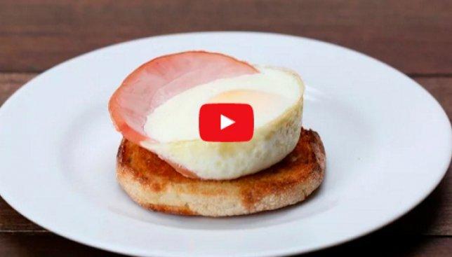 Как приготовить любимый завтрак многих женщин на 8 Марта за несколько минут