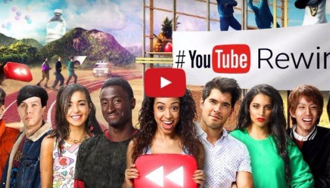 """YouTube """"взрывает"""" сеть: подборку самых популярных видео за 2016 год уже посмотрели 63 млн людей (Видео)"""