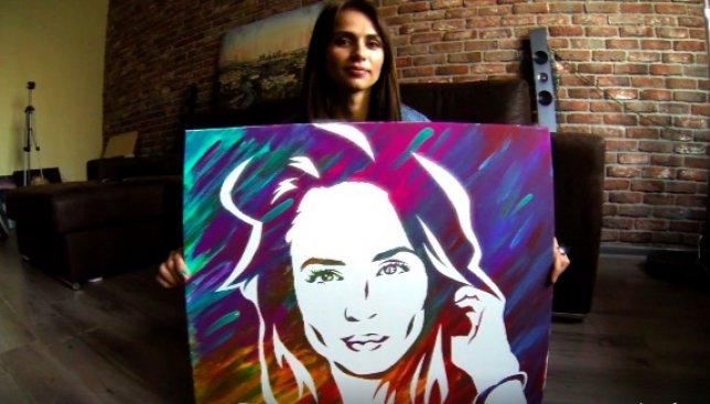 Сегодня международный день художника: как вы можете с легкостью нарисовать свой автопортрет (Видео)
